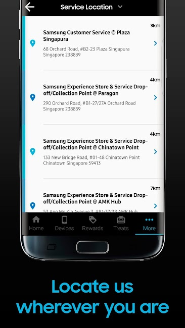 #4. mySamsung (Android)