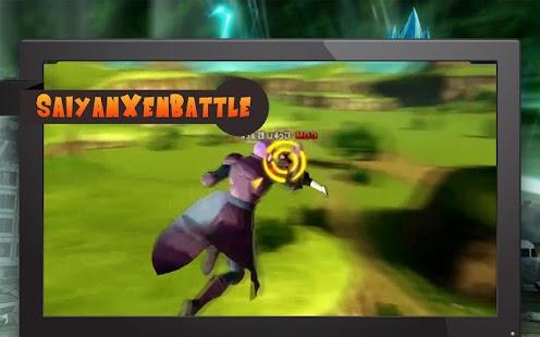 Ultimate Saiyan: Xenoverse Fusion Z - náhled