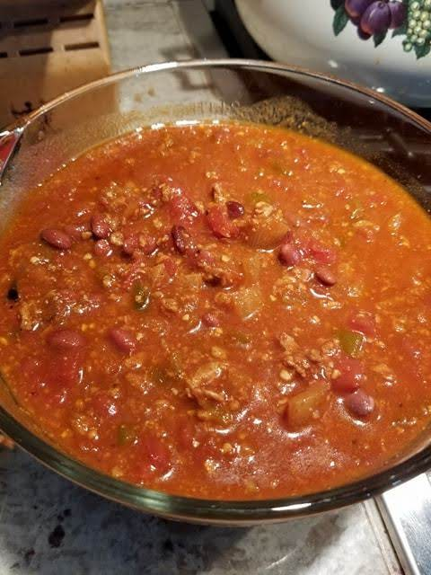 Vegetarian Chili To Fool A Meatlover Recipe
