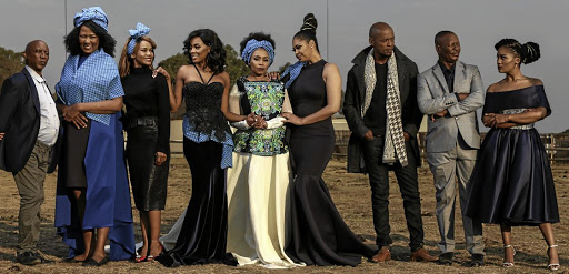 Jerry Phele appears in The Throne, a new telenovela on Mzansi Magic.
