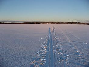 """Photo: Alkavaa """"sinistä"""" 11.2.2007.."""