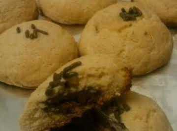 Chocolate Stuffed Snickerdoodles