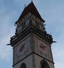 Photo: Rathaus; Uhrturm