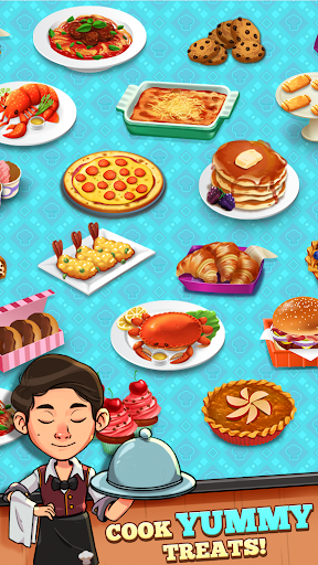 Télécharger Gratuit Idle Cook Tycoon: A cooking manager simulator mod apk screenshots 1