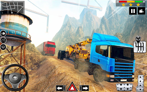 Cargo Delivery Truck Parking Simulator Games 2020 1.11 screenshots 4