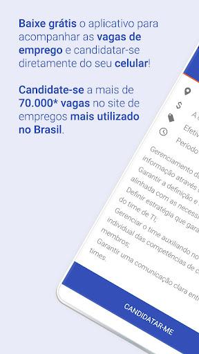 Vagas de emprego, salários e avaliações | InfoJobs screenshot 2