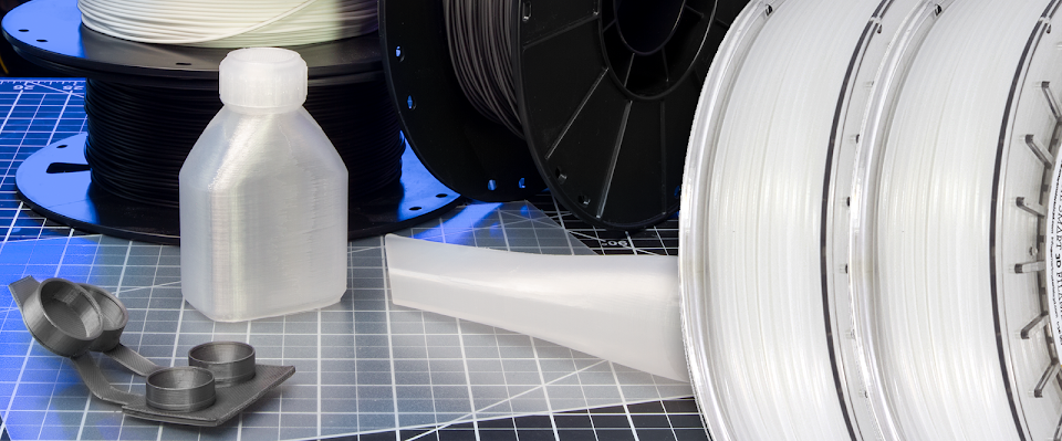 How to Succeed When 3D Printing with Polypropylene Filament