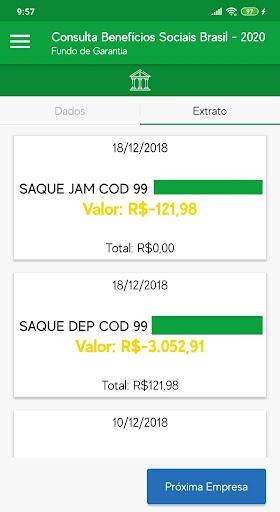 Consulta Benefícios Sociais Brasil - 2020 screenshot 7