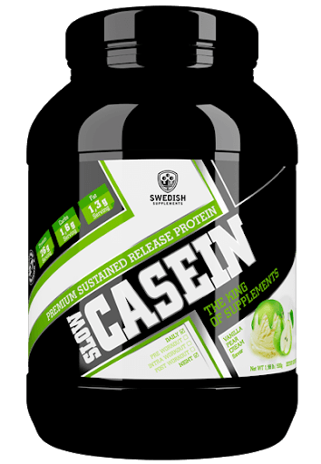 Swedish Supplements Casein 900g - Vanilla/Pear