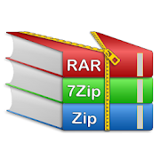 Rar Extractor for Android: Zip Reader, RAR Opener