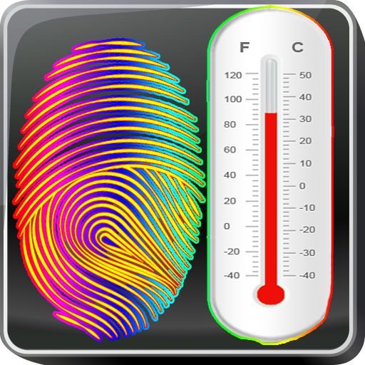 医用温度计扫描恶作剧 醫療 App LOGO-硬是要APP