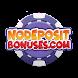 No Deposit Bonuses - Free Spins and Free Slots