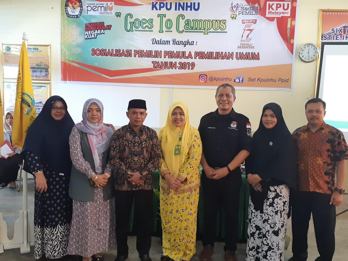 KPU INHU GOES TO CAMPUS