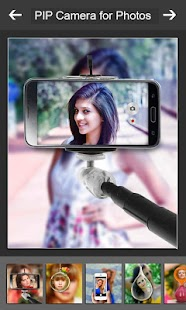 PIP Camera For Photos - náhled