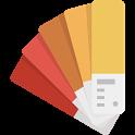 Which Color? - Color Picker with Camera icon