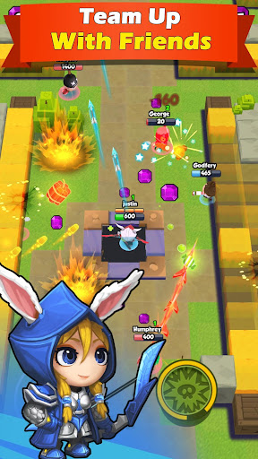 Wild Clash: Online Battle - screenshot