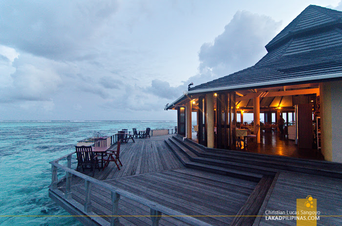 Sun Island Resort Maldives Over Water Restaurant