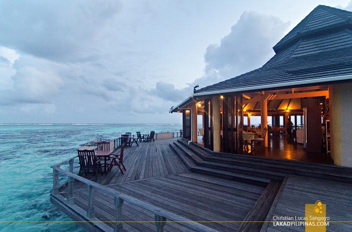 Sun Island Resort Maldives Over Water Restaurant