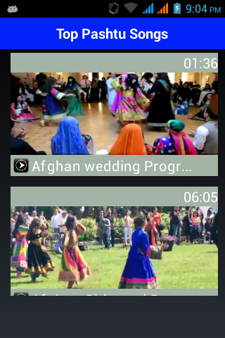 Top Pashtu & Afghani Songs- screenshot