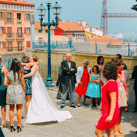 Wedding photographer Aitzol Etxegoien (aitzoletxegoien). Photo of 07.08.2015