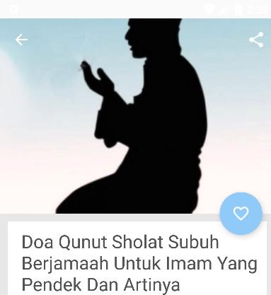 Download Bacaan Doa Qunut Bahasa Arab Latin Lengkap Google