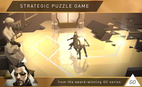 Deus Ex GO MOD (Unlimited Money) 6