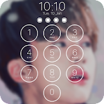 kpop lock screen APK