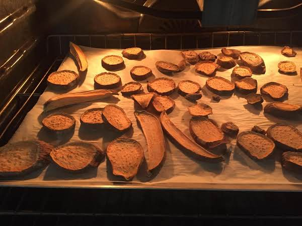 Make And Store Dehydrated Sweet Potato Chips –dogs