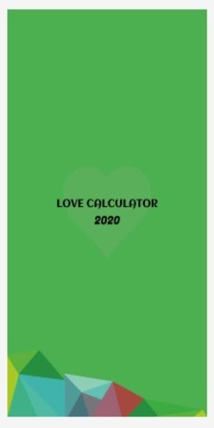 Love Calculator 2020