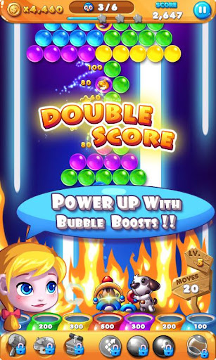 Bubble Story - screenshot