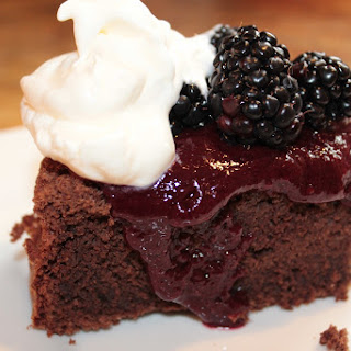Chocolate Cabernet Cakes Recipes