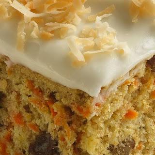 Morning Glory Carrot Cake Recipe