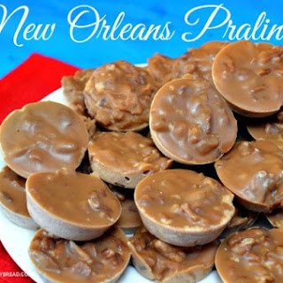New Orleans Pralines-Recipe