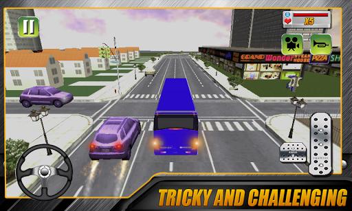 Bus Parking Simulator 2015