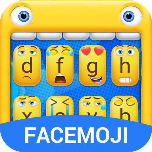 Cute Emotions Emoji Keyboard Theme for Android