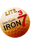 IRON 7 THREE Golf Game Lite icon