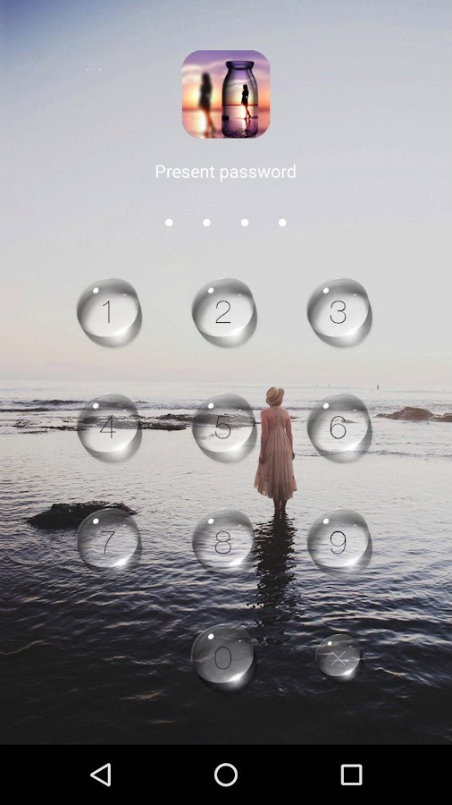 AppLock- screenshot