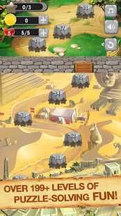 Empires of Match 3 World - Legends of Kingdom RPG Screenshot