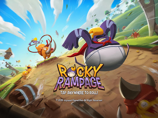 Rocky Rampage: Wreck 'em Up 1.1.4 screenshots 14