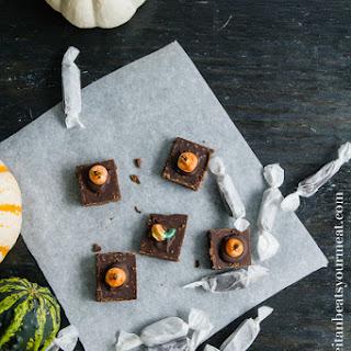 Pumpkin Spice Fudge.