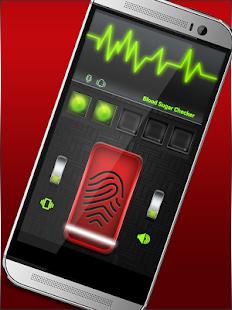 Fingerprint Blood Sugar Diabetes Checker Prank ? - náhled