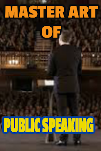 Master Art of Public Speaking - náhled