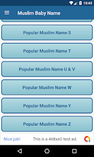 Download Muslim Baby Name with English Meaning For PC Windows and Mac apk screenshot 2