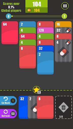 2048 Brick 1.0.2 screenshots 2