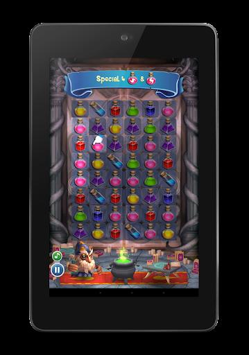 Magic Blender - Magic Potions - Match 3 apktram screenshots 21