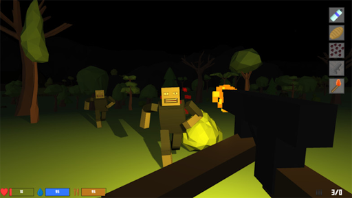 Pixel Block Survival Craft screenshot 8