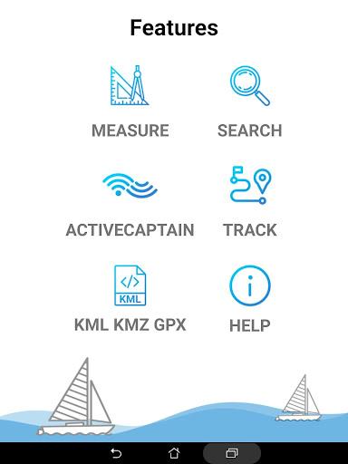 Lake of the Woods Offline GPS Charts screenshot 15