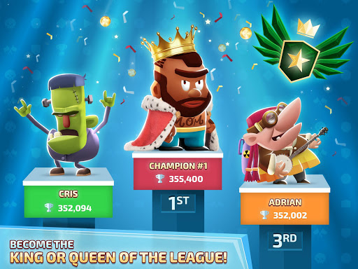 Super Jump League
