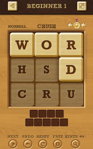 Words Crush: Hidden Words!- screenshot thumbnail