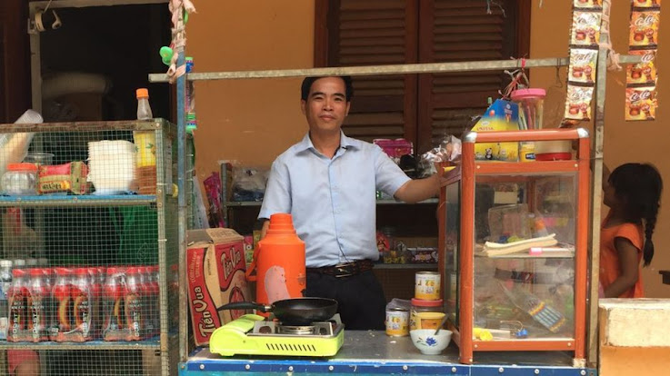 Thầy giáo Việt 'dạy đủ thứ' ở Campuchia